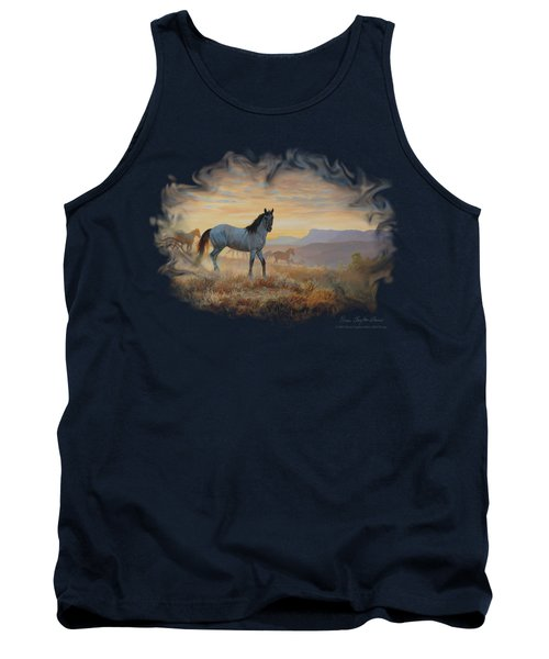 Wildlife - Dust At Dawn Tank Top