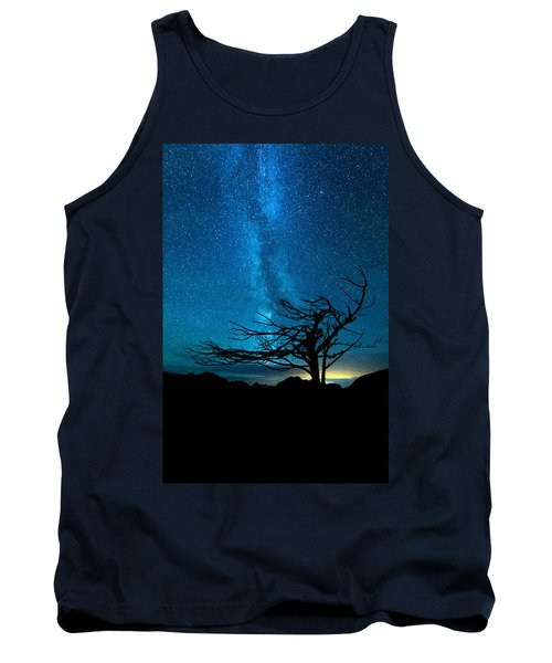 Tank Top featuring the photograph Chance by Dustin  LeFevre