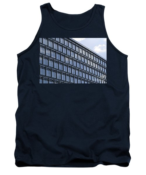 Windows In Copenhagen Tank Top by Victoria Harrington
