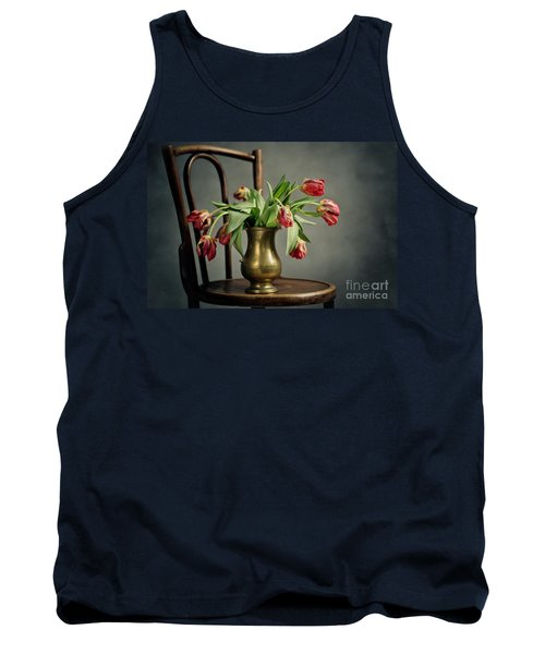 Withered Tulips Tank Top