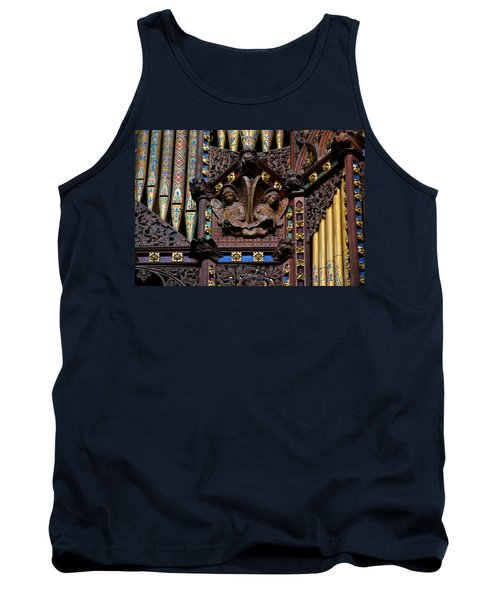 Wooden Angels Ely Cathedral Tank Top