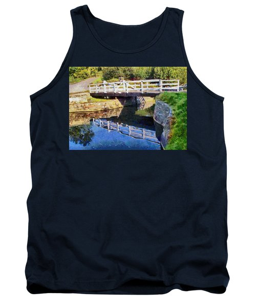 Wooden Bridge Tank Top