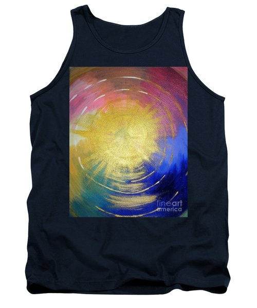 The Word Of God Tank Top