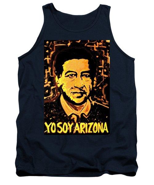 Yo Soy Arizona Tank Top