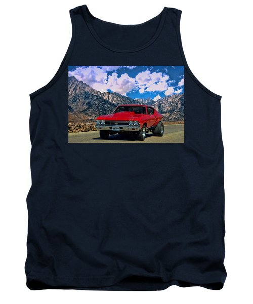1968 Chevelle Super Sport Tank Top