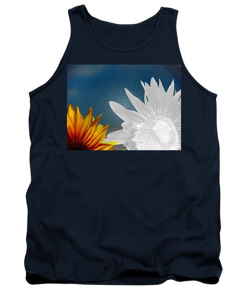Now And Then  Tank Top by Lenore Senior