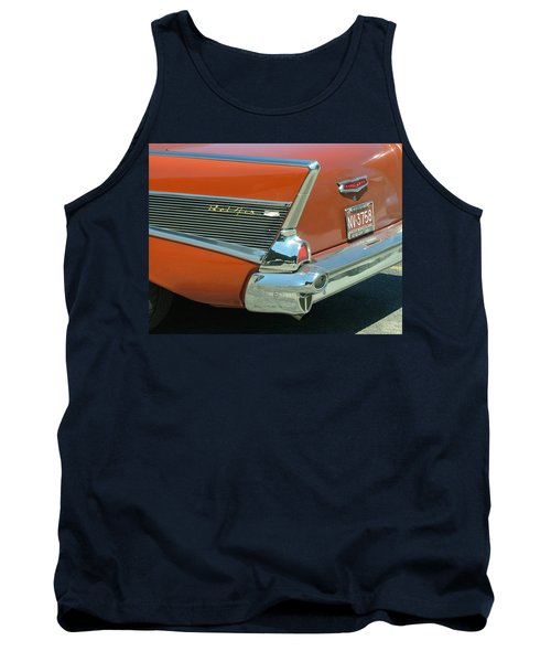 1957 Chevy Belair Tank Top