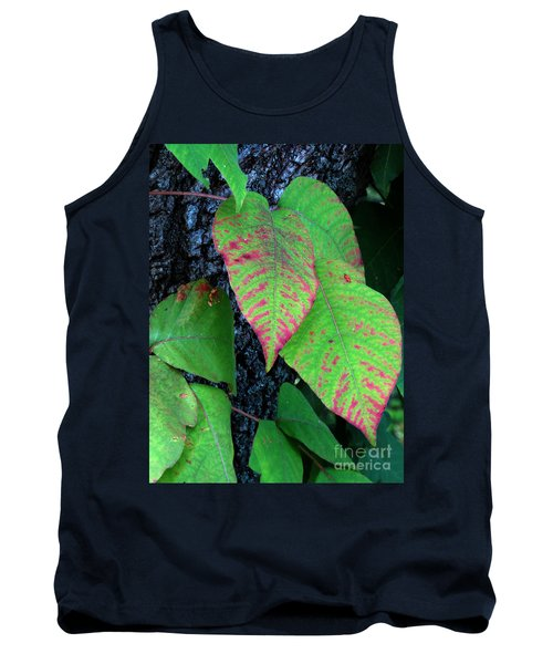 A Touch Of Autumn Tank Top