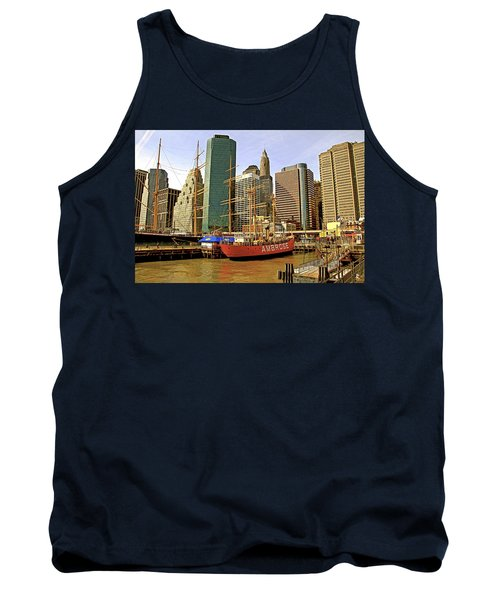 Tank Top featuring the photograph Ambrose by Alice Gipson
