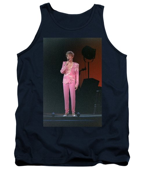 Tank Top featuring the photograph Anne Murray by Mike Martin