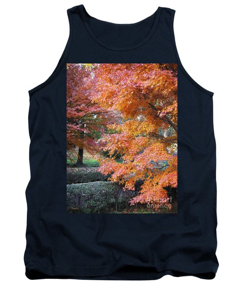 Autumn Momiji Tank Top