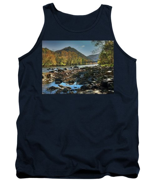 Beautiful Mountaina Tank Top