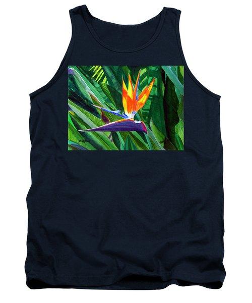 Bird-of-paradise Tank Top