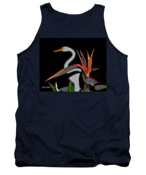 Birds In My Paradise... Tank Top