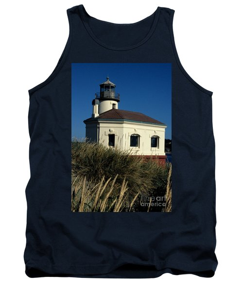 Coquille Light Tank Top by Sharon Elliott