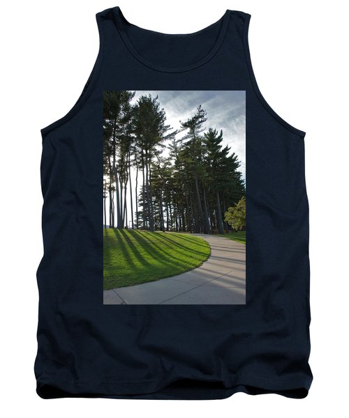 Tank Top featuring the photograph Dramatic by Joseph Yarbrough