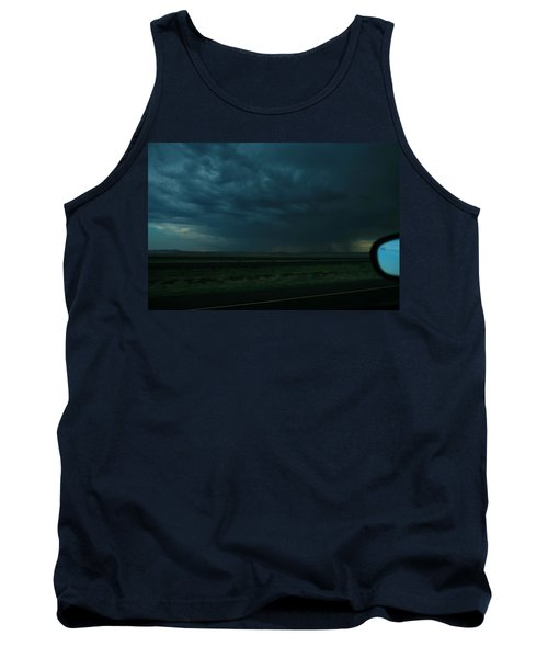 Tank Top featuring the photograph Driving Rain Number Two by Lon Casler Bixby