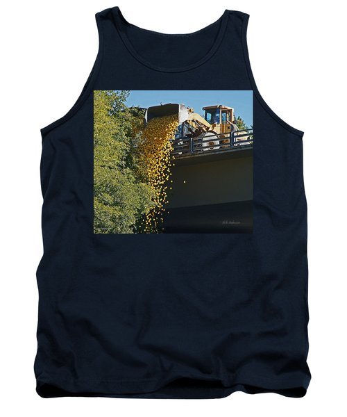 Dumping The Ducks Tank Top