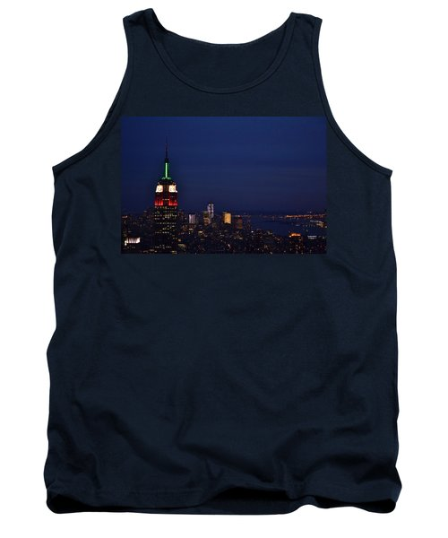 Empire State Building3 Tank Top