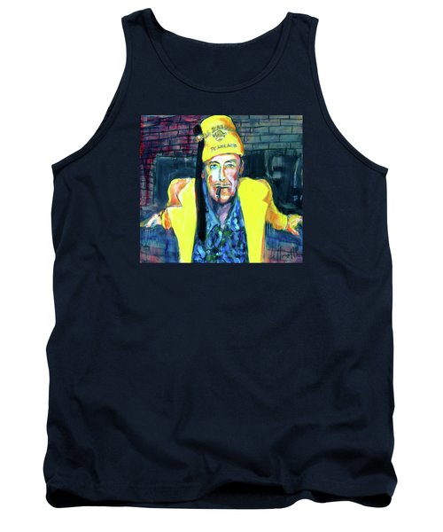 Frankie Delboo  Tank Top by Les Leffingwell