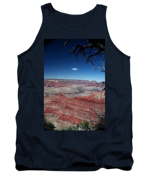 Tank Top featuring the photograph Grand Canyon Number Three by Lon Casler Bixby