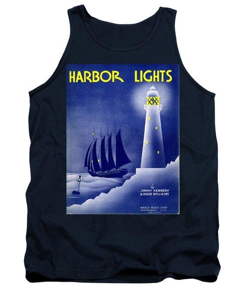 Harbor Lights Tank Top