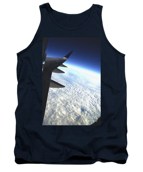 in Orbit Tank Top