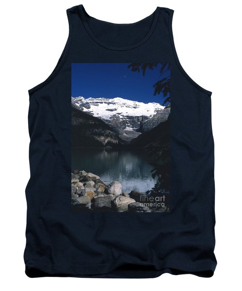 Tank Top featuring the photograph Lake Louise II by Sharon Elliott