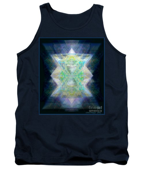 Love's Chalice From The Druid Tree Of Life Tank Top