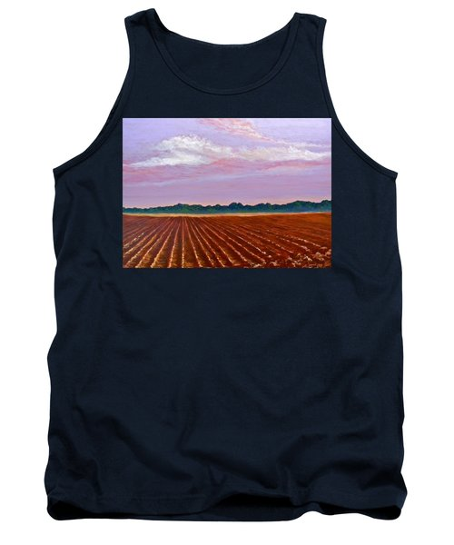 Mississippi Land And Sky Tank Top