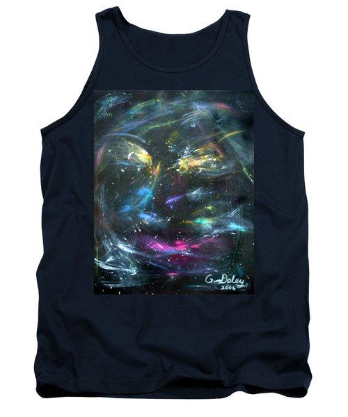 Nebula's Face Tank Top