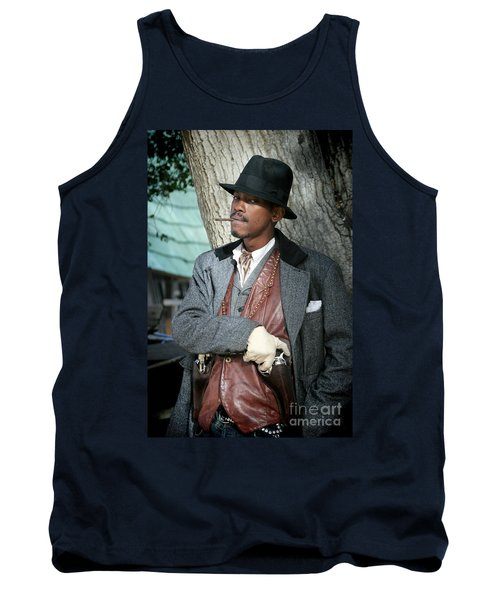 Portrait Of Kurupt Tank Top