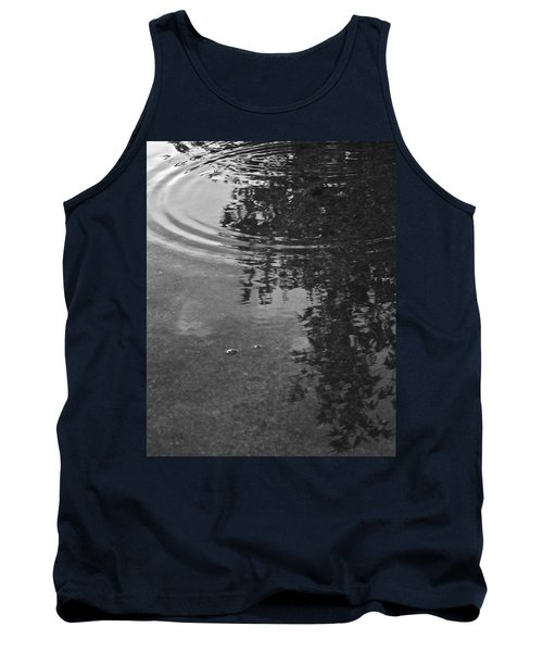 Rippled Tree Tank Top by Kume Bryant
