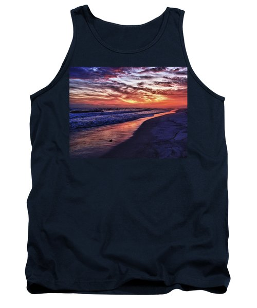 Romar Beach Sunset Tank Top