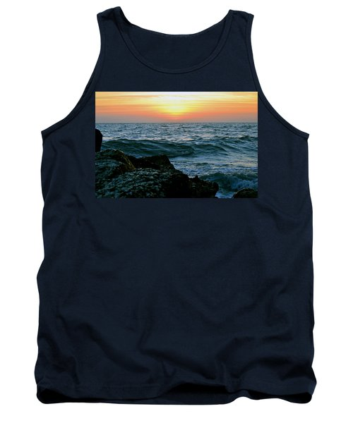 Sunset Captiva Tank Top