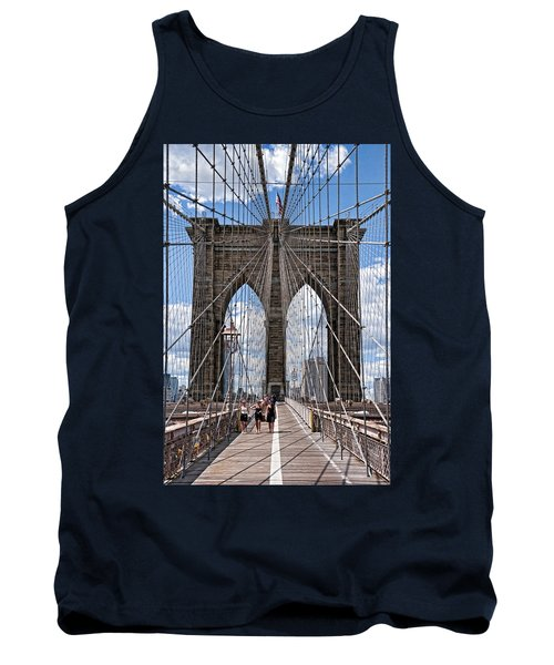 Suspended Animation Tank Top