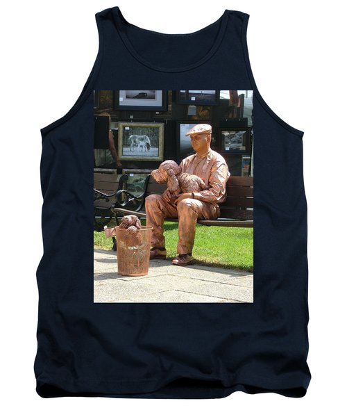 The Dog And Me Tank Top
