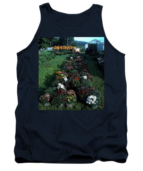 The Stand In Autumn Tank Top