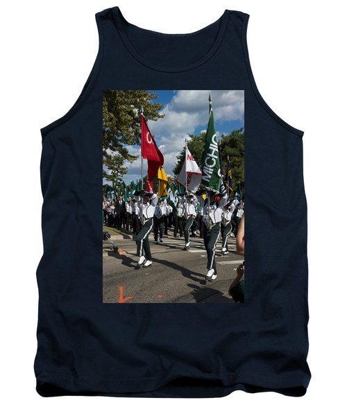 To The Field Tank Top