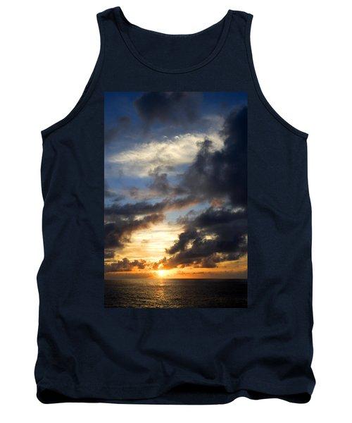 Tropical Sunset Tank Top