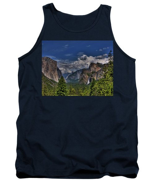 Tunnel View Tank Top