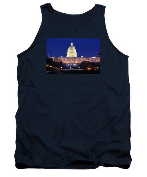 U.s. Capitol Tank Top