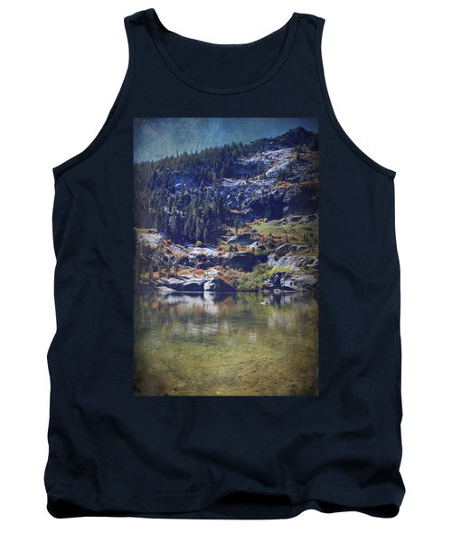 What Lies Before Me Tank Top