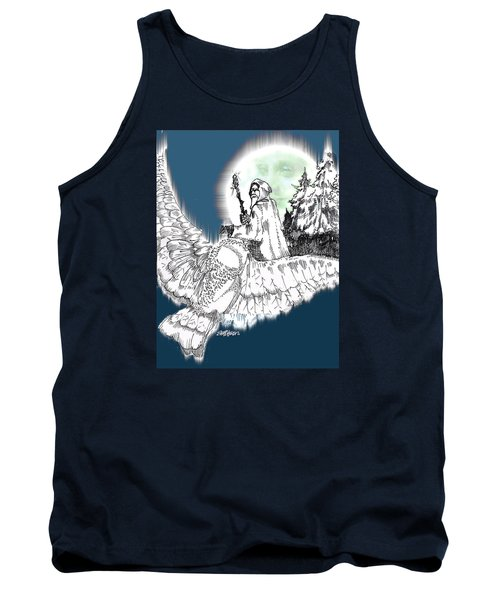 Whisper In The Wind Tank Top