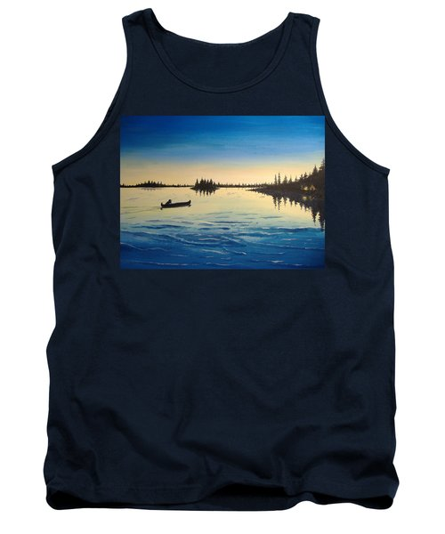 Wilderness Camp Tank Top