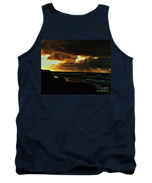 A Stormy Sunrise Tank Top