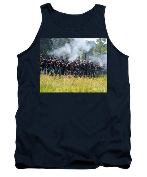 Gettysburg Union Infantry 9360c Tank Top