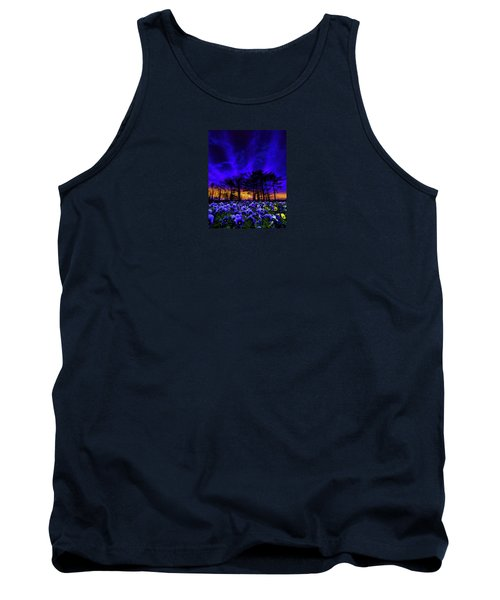 Tank Top featuring the photograph 4413 by Peter Holme III