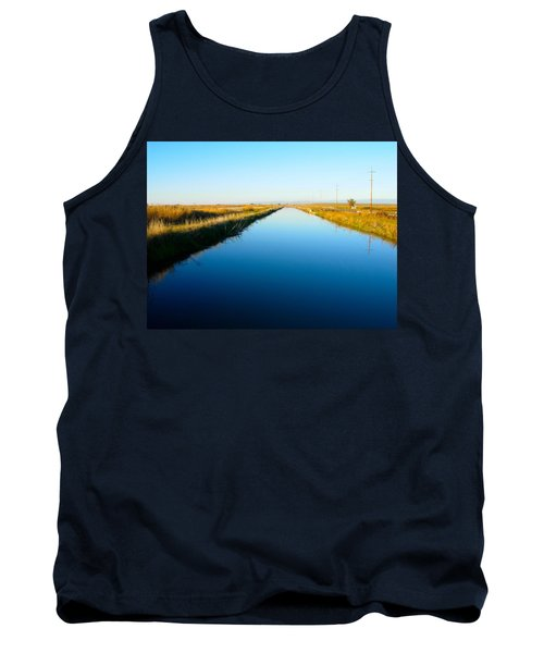 Biggs Canal Tank Top