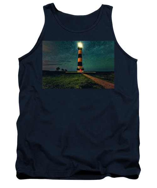 Bodie Island Night Tank Top